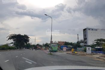 Cho thuê mặt bằng 20x35m mặt tiền Nguyễn Văn Linh, phường Tân Thuận Tây, quận 7