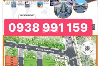 Bán đất mặt tiền Tỉnh Lộ 44A TT Long Điền, Sổ đỏ trao tay tặng ngay 1 lượng vàng, Giá chỉ 11,5/m2