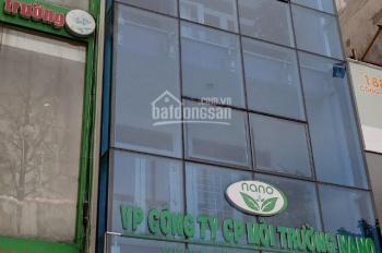 Cần bán gấp nhà mặt tiền Nguyễn Thị Nhỏ, P. 16, Q. 11. DT: 4,2x27m, nhà 3 lầu, giá bán chỉ 20 tỷ TL