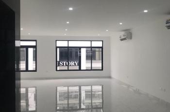 Cho thuê nhà KĐT Trung Yên, Cầu Giấy, dt 100m2, xây dựng 6 tầng* thang máy* điều hòa. 75 tr/thg
