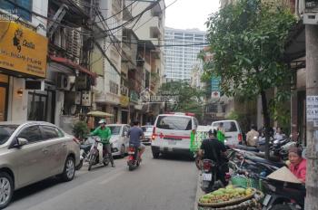 Tôi chính chủ cần tiền bán nhà MP Bạch Mai - Tạ Quang Bửu, DT 80m2, giá 10.5 tỷ. LH: 08.5672.6666