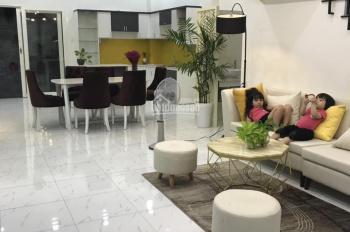 Nhà cho thuê mới 100% chưa sử dụng HXH đường Phan Huy Ích, P12, Gò Vấp