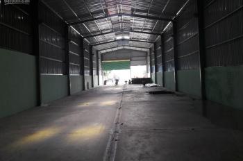 Cho thuê kho xưởng diện tích 700m2, giá 35tr/tháng, đường Lê Văn Khương, Quận 12
