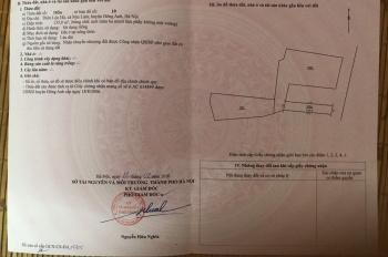 Bán lô đất 135m2 tại thôn Lộc Hà, xã Mai Lâm, Đông Anh, Hà Nội. LHCC 0915211180