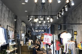 Cho thuê cửa hàng mặt phố Khâm Thiên 140m2 x 2 tầng, mt 4,5m, giá 35tr/th. LH: 0948990168 Mr.Duy