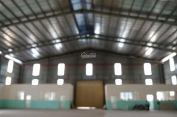 Xưởng mới xây đường ĐT 830 - Bến Lức, DT xưởng: 2000m2, giá thuê: 90 triệu/tháng