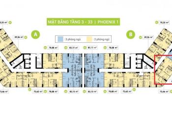 Chính chủ cần bán nhanh Topaz Elite quận 8 block Phoenix 1, căn số 9, tầng 24 như hình bao giá tốt