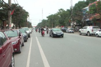 Bán nhà mặt đường Nguyễn Văn Cừ, thành phố Vinh