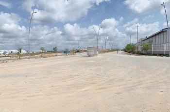 Cần bán đất xây trọ tại KCN Hải Sơn - Tân Đức, giá chỉ 700tr/100m2, đường 24m, sổ hồng riêng