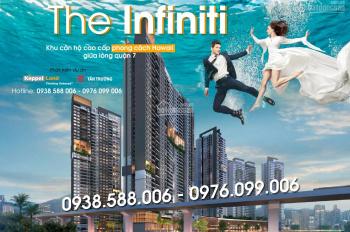 Dự án The Infiniti quận 7 mở bán đợt cuối 3PN, duplex 3PN, 4PN: Chất lượng Singapore giá Việt Nam
