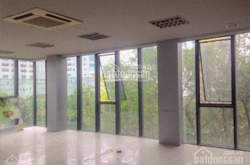 Cho thuê văn phòng tại 59 Láng Hạ, diện tích có 75m2, 100m2, 150m2, lô góc có bãi đỗ ô tô