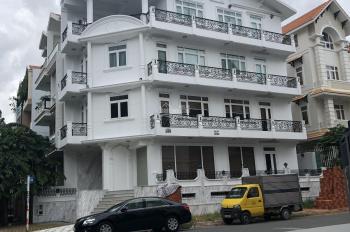 Cho thuê nhà KDC Him Lam Kênh Tẻ Q7, căn góc 6,5x20m, giá 96 triệu/th
