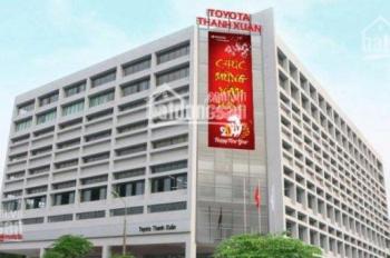 BQL cho thuê văn phòng tòa Toyota Thanh Xuân, sàn mới, đẹp, diện tích linh hoạt. LH: 0902 255 100