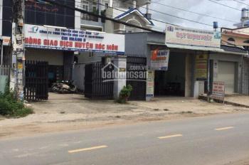 Bán đất có sẵn nhà xưởng vị trí đẹp, MT đường Trần Văn Mười, Hóc Môn