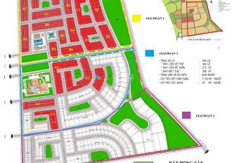 Bán gấp lô biệt thự siêu đẹp dự án khu đô thị mới Bắc Dương Đông, Phú Quốc