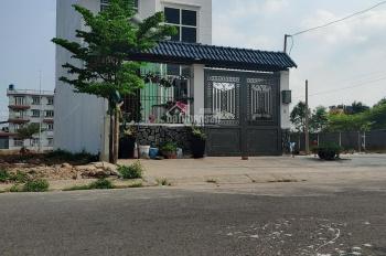 Bán nhà kiểu Thái 1 trệt 1 lầu, 5x20m giá 1.5 tỷ, mặt tiền đường nhựa 16m, ngay Coopmart