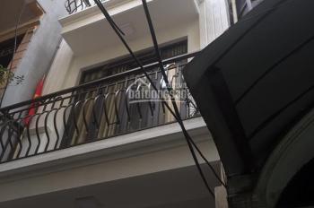 Bán nhà đẹp phố Tôn Đức Thắng, Đống Đa, lô góc, 3 mặt thoáng, 65m2 x 4 tầng, MT 4m, giá 4,6 tỷ, TL
