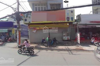 Mặt tiền đông dân sầm uất từ sáng tới tối Đ. Phạm Văn Chiêu, q. Gò Vấp, DT 8,5x30m