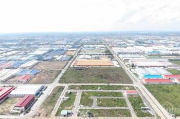 Mở bán giai đoạn F1 cho dự án Hải Sơn, Đức Hòa, Long An chỉ 799tr/125m2, SHR tháng 10, 0932 935 065