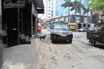 Cho thuê văn phòng tòa nhà hạng B khu vực Hoàng Cầu, Ô Chợ Dừa, DT có 70m2 - 130m2 có bãi đỗ ô tô
