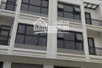 Cho thuê nhà mặt phố Đỗ Quang, Trần Duy Hưng 72m2 x 5 tầng lô góc. Giá 58 tr/tháng
