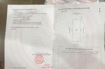 Bán lô đất 150m2, ngang 7m, tuyến 3 khu TĐC Bãi Huyện Vân Tra, An Đồng, An Dương