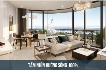Mở bán căn hộ view sông 100% Swanbay, chiết khấu 8%, hoàn thiện cơ bản NVKD 0909350622 Linh