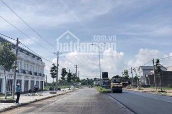 Bán gấp nền góc 115.9m2, mặt tiền đường Phường 5 - TP Vĩnh Long, khu dân cư Minh Linh hiện hữu