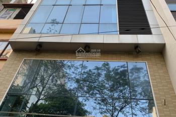 Cho thuê tòa nhà 7 tầng * 110m2, KĐT Trung Yên, có thang máy, điều hòa, giá 69tr/th, 0934455563