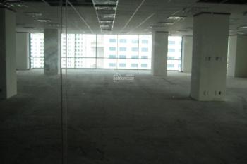 Cho thuê VP tòa nhà Geleximco 36 Hoàng Cầu, Đống Đa 100, 200, 300, 800, 1500(m2) giá 290.000đ/m2/th