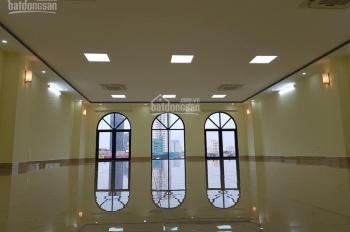 Bán tòa nhà văn phòng phố Dịch Vọng 170m2 mặt tiền 10m - 08 tầng, 1 hầm, 55 tỷ. LHCC: 0919.219.188