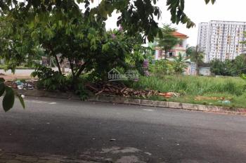 Bán lô góc 2 mặt tiền đường D7 khu dân cư Nam Long, Phước Long B, Quận 9, 237m, giá 53,5tr/m2