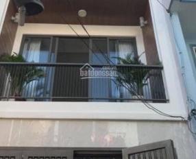 Bán nhà hẻm 12m, hẻm thông P. Tân Sơn Nhì, diện tích 4,2m*18m, kết cấu 1 trệt 2 lầu+ST, giá 7,8tỷ