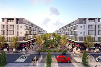 Mở bán 101 lô shophouse 93 Đức Giang, xây 5 tầng, 2 mt, hỗ trợ vay 0% 18 tháng. LH: 0962915234
