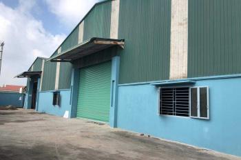 Chính chủ cho thuê nhanh kho xưởng mới, DT 3500m2. Liên hệ chính chủ 0903 946 339 (A. Đức)