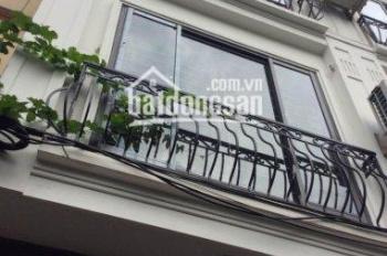 Chính chủ cần bán nhà 5 tầng mặt đường phố Thiên Hiền, DT 40m2, giá 6.2 tỷ, có gara để ô tô
