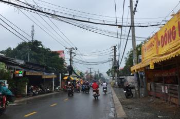 Bán nhà xưởng 800m2, mặt tiền đường Phan Văn Hớn