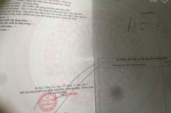 Chính chủ bán đất mặt tiền Tóc Tiên, gần GX Xuân Hà, giá rẻ nhất khu vực 0937357225