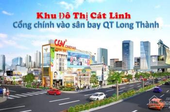 Chính chủ sang ngay 2 lô mặt tiền N1, N4 KĐT Cát Linh Long Thành, Quốc Lộ 51 - Thị trấn Long Thành