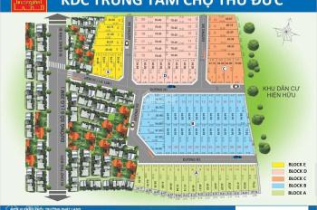 Mở bán 40 nền đất ngay chợ Thủ Đức, vị trí trung tâm hiếm có, giá rẻ đầu tư chỉ 3,1 tỷ/lô