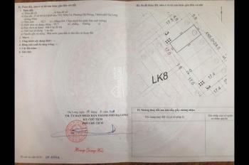 Bán đất nền liền kề khu TĐC Khe Cá, Phường Hà Phong, Hạ Long, Quảng Ninh