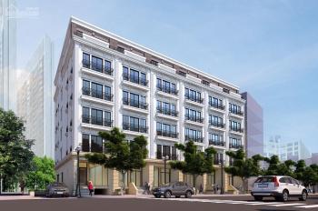 Bán nhà mặt phố ngã tư Trần Bình - Nguyễn Hoàng xây 6 tầng, 1 hầm, có hố chờ thang máy: 0932211121