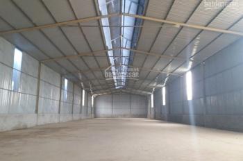 Cho thuê kho xưởng 1200m2 đường Quán Trữ, Đồng Hòa, Kiến An, Hải Phòng