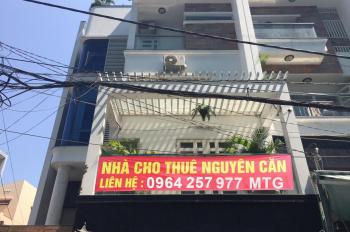 Cho thuê nhà nguyên căn 444/1 Lê Văn Sỹ, Phường 14, Quận 3, TP. Hồ Chí Minh