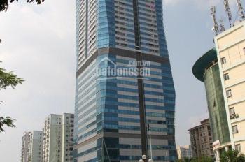 Cho thuê VP cao cấp chuẩn Hạng B tại Việt Tower số 1 Thái Hà, DT duy nhất 85m2, 416.610ng/m2/th