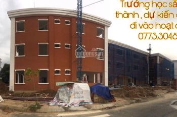 Đất dự án Phú Hồng Thịnh 8 bán nhanh cặp đối diện trường học 64m2 SHR CCCN ngay NHHT 50% 0773304886