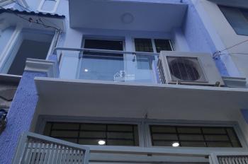 Bán nhà 1T2L, 2PN, 2WC, hẻm thẳng 3m5 đường Nguyễn Văn Đậu, Phường 6, Quận Bình Thạnh