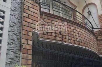 Cần bán Nhà 1lầu 61m2 Đường Bà Hom ngay Siêu Thị Coopmart Phú Lâm Q6. SHR