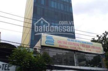 Cho thuê tòa nhà 93 Võ Thị Sáu, P6 DT 6x20m hầm 7 lầu mới, cao cấp. LH 0901458999