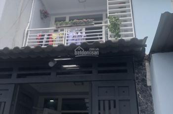 Chính chủ cần bán gấp nhà hẻm 5m thông đường Nguyễn Ngọc Nhựt, DT 3x14,5m. Nhà 1 lầu mới